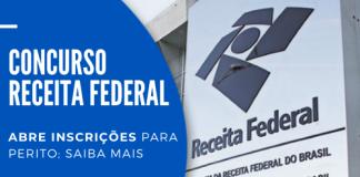 Destinadas a profissionais com formação em diversas áreas, oportunidades no concurso da Receita Federal são para atuação em Belém; Veja como participar
