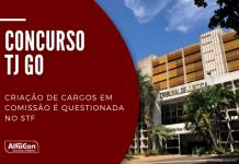 O procurador-geral da República, Augusto Aras, questiona no STF a criação de cargos comissionados, que viola o requisito constitucional do concurso TJ GO