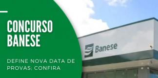 Exames do concurso do Banese haviam sido temporariamente suspensos em função da pandemia. Estão em disputa 45 vagas para técnico bancário