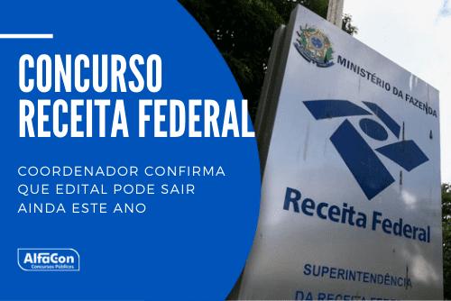 O novo concurso Receita Federal tem previsão de 699 vagas para nível superior, com iniciais de até R$ 21 mil