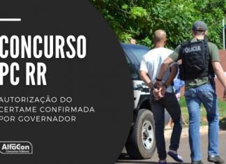 Novo concurso PC RR (Polícia Civil de Roraima) deve incluir cargo de delegado, que teve edital anterior cancelado. Nível superior e R$ 18,3 mil; confira!