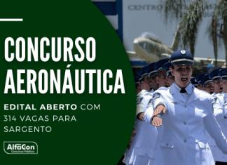 O novo concurso Aeronáutica é destinado a candidatos que concluíram o ensino médio e possuem idade entre 17 e 24 anos. Saiba mais detalhes!