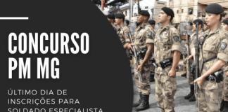 Distribuídas entre sete áreas técnicas, oportunidades no concurso da PM MG (Polícia Militar de Minas Gerais) oferecem vencimentos de R$ 3,9 mil. Saiba como participar do processo seletivo