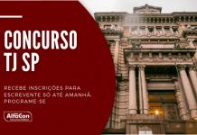 Podem concorrer a uma das 845 vagas no concurso do TJ SP (Tribunal de Justiça de São Paulo) candidatos com nível médio. Há ofertas para trabalhar na capital, Grande SP, interior e litoral