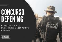 O novo concurso Depen MG (Departamento Penitenciário de Minas Gerais) contará com 2.420 vagas para policial penal, sendo 1.944 vagas masculinas e 476 vagas femininas