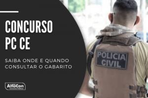 O concurso PC CE (Polícia Civil do Ceará) conta com oportunidades para nível superior para os cargos de inspetor e escrivão, até R$ 3,7 mil