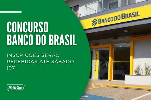 Na última quarta-feira (28), o Cesgranrio prorrogou em mais dez dias as inscrições no concurso Banco do Brasil. Anteriormente, a prorrogação estava válida apenas para candidatos com deficiência