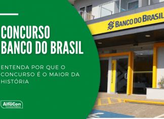 O concurso Banco do Brasil bateu o recorde de inscritos, com mais de 1,6 milhão de candidatos para 4,4 mil vagas