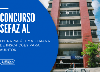 Destinado a preencher 35 vagas, concurso da Sefaz AL (Secretaria da Fazenda de Alagoas) oferece salários de até R$ 9,8 mil. Podem participar profissionais com curso superior em qualquer área