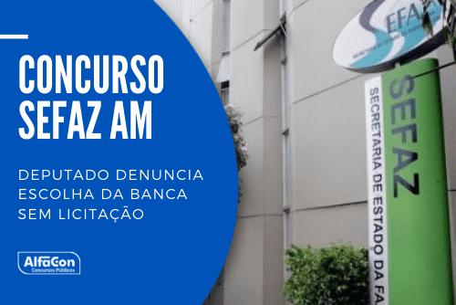 Um novo concurso Sefaz AM (Secretaria da Fazenda do Estado do Amazonas) está em pauta para 2021. Vagas ainda deverão ser confirmadas
