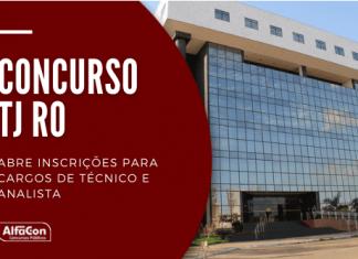 O concurso TJ RO (Tribunal de Justiça do Estado de Rondônia) reúne 43 vagas, além de cadastro reserva, em cargos de níveis médio e superior