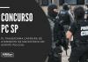 Para um novo concurso PC SP (Polícia Civil do Estado de São Paulo) o cargo de atendente de necrotério poderá se transformar em agente policial