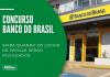Devido ao grande número de inscritos no concurso Banco do Brasil, a banca decidiu aumentar o número de locais de prova