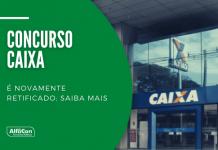 Ofertas do concurso Caixa estão distribuídas por todo o Brasil e são destinadas a candidatos de nível médio. Salário inicial de R$ 3 mil