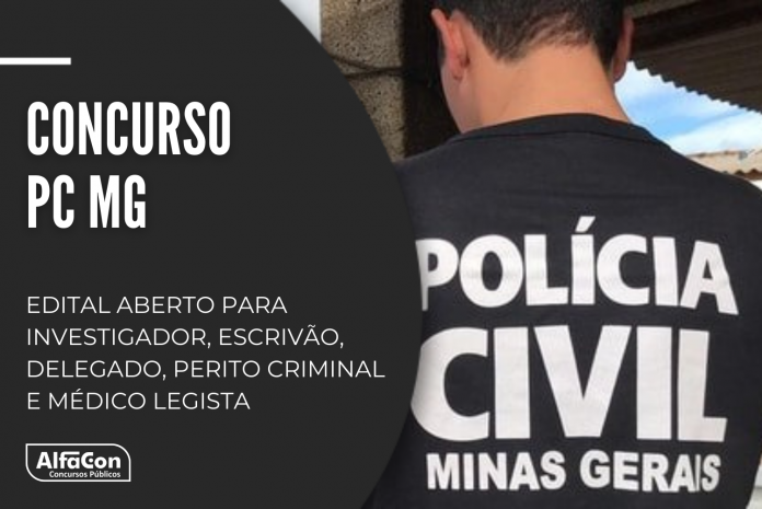 Polícia Civil Minas Gerais