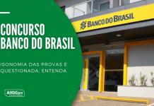 As provas do concurso Banco do Brasil foram aplicadas com três conjuntos de provas diferentes; veja o posicionamento do AlfaCon sobre o assunto
