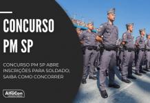 Inscrições para o concurso da PM SP (Polícia Militar de São Paulo) serão recebidas a partir de segunda-feira (25). Edital disponibiliza 2.700 vagas para homens e mulheres