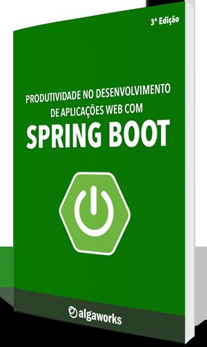 Livro de Spring Boot