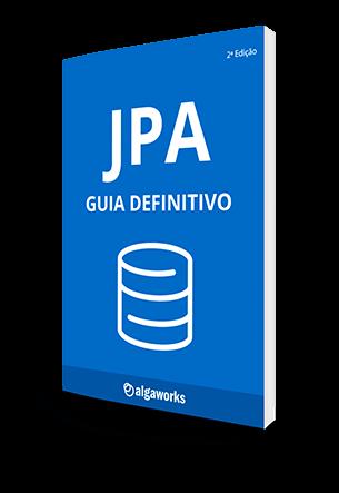 E-book JPA - Guia Definitivo