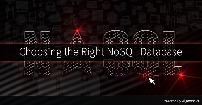Choosing Right NoSQL Database Type