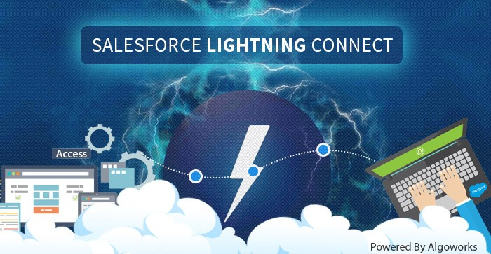Real Time Access To External Data Using Salesforce Lightning Connect