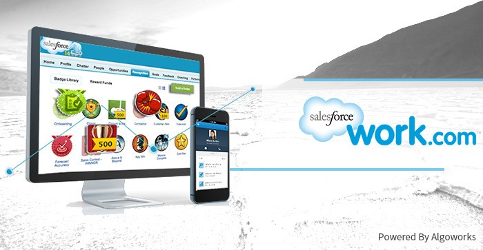 Salesforce Work.com – Align, Motivate and Improve Performance