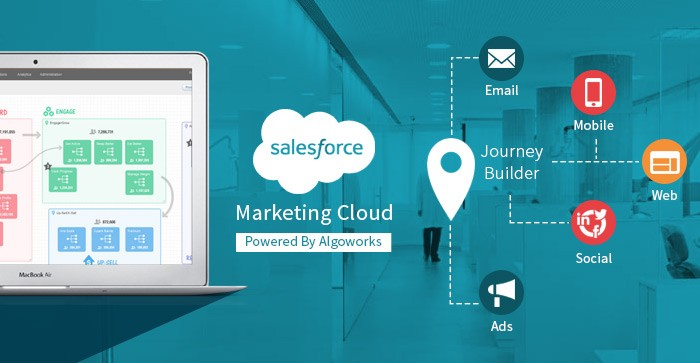 Marketing Automation with Salesforce Journey Builder