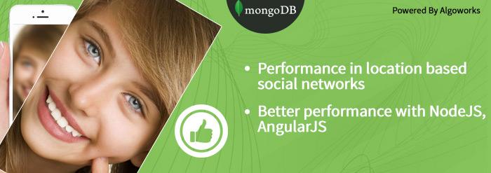 MongoDB Selfie Rating App