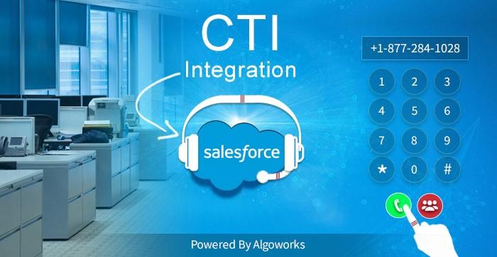 CTI Integration with Salesforce