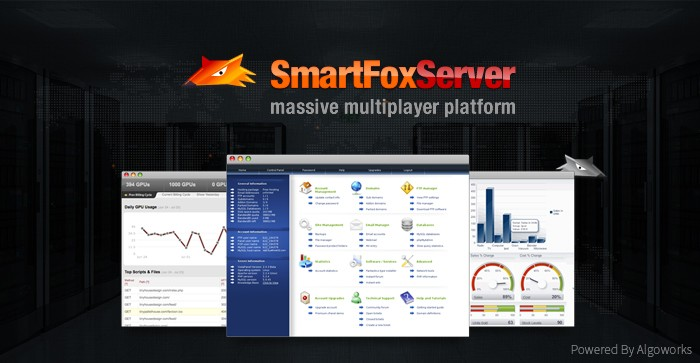 SmartFoxServer Scalability Performance and Comparison