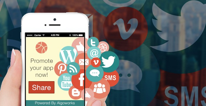 How to Promote Your Mobile App through Social Media?