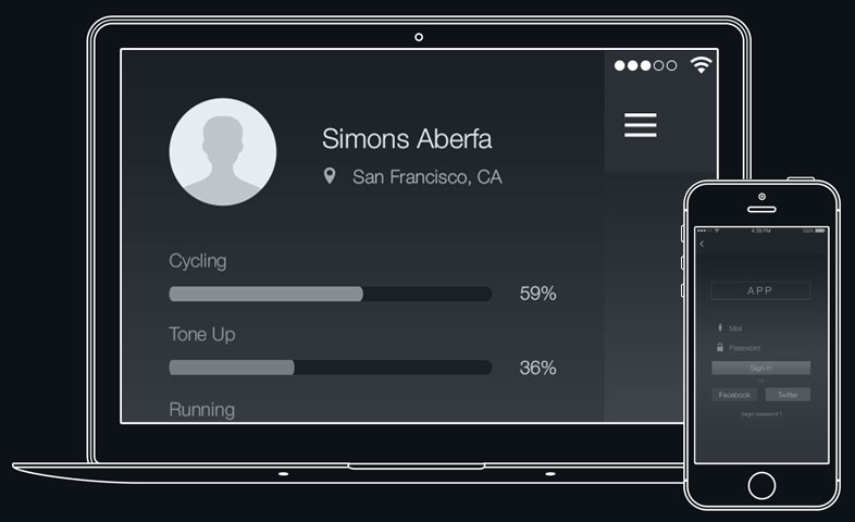 creating wireframes for mobile apps