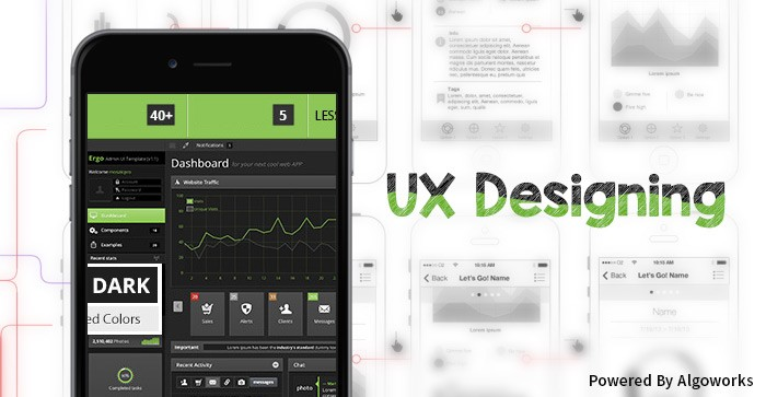How to Start Designing for the User: Basics of UX Designing