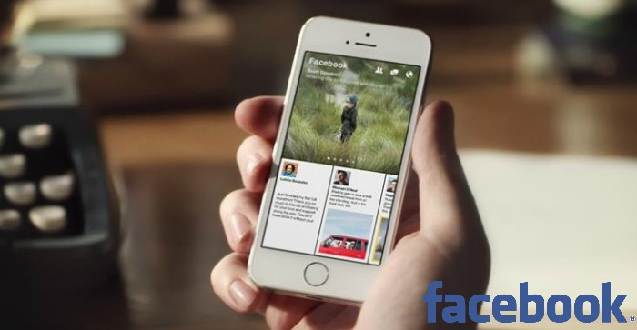 Reshare Latest News through Facebook's Paper App