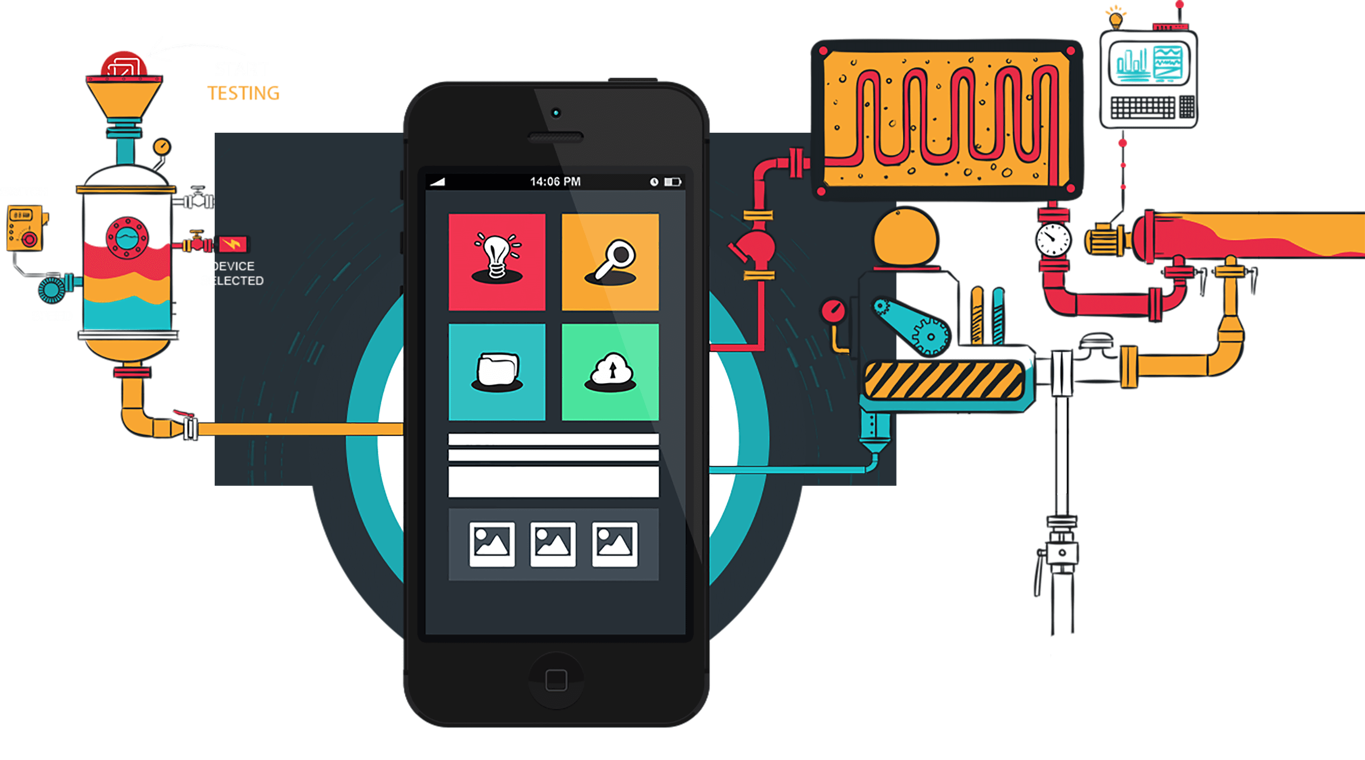 User Interface testing services