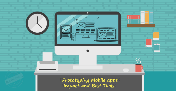 Prototyping Mobile Apps -­ Benefits And Best Design Tools