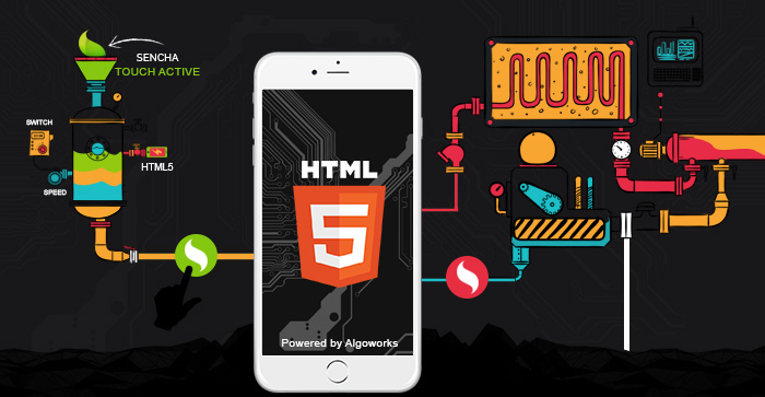 Developing HTML5 Mobile Apps Using Sencha Touch