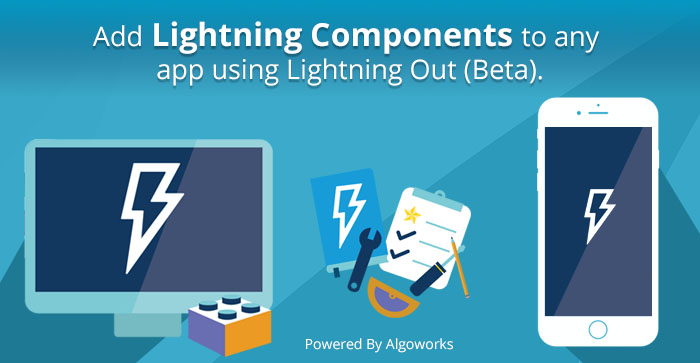 Lightning Out (Beta) - Adding Lightning Components To Any