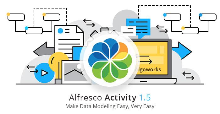 Alfresco Activiti 1.5: Make Data Modeling Easy, Very Easy