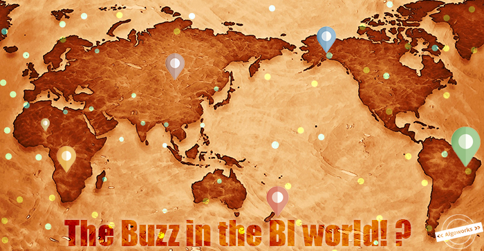 Top 4 Words Making A Buzz In The BI World
