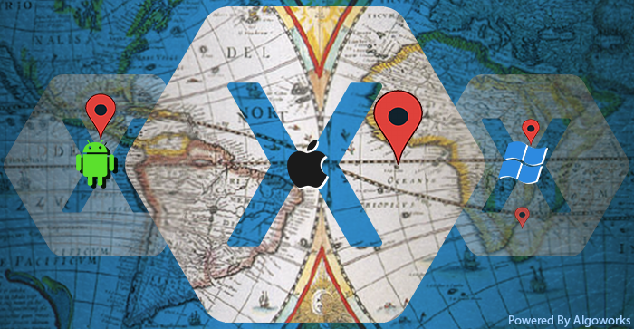 Geolocation In Mobile Apps Using Xamarin - Algoworks