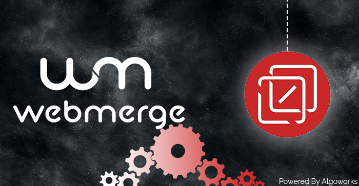Algoworks Is Glad To Announce Partnership With WebMerge