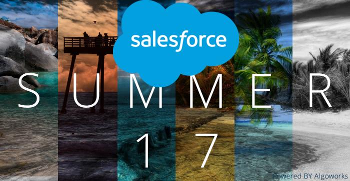 Salesforce® Summer'17 To Raise The Temperature This Season!