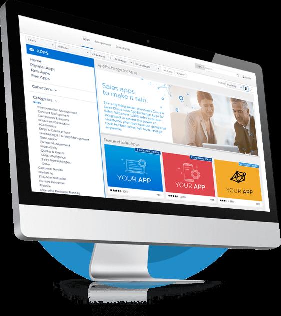 Salesforce Appexchange App Development Services