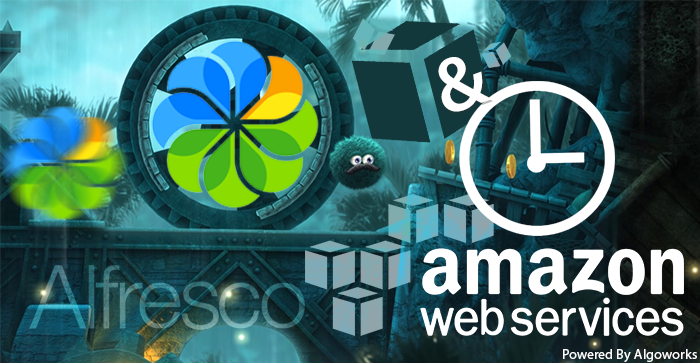 Alfresco + AWS – Combining The Best of Both The Worlds!