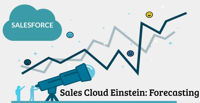 What Sales 'Cloud Einstein: Forecasting' has for sales representatives