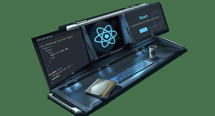 Algoworks ReactJS App and Web Development