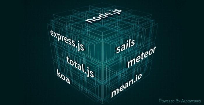 Most Popular Node.js Frameworks for App Development