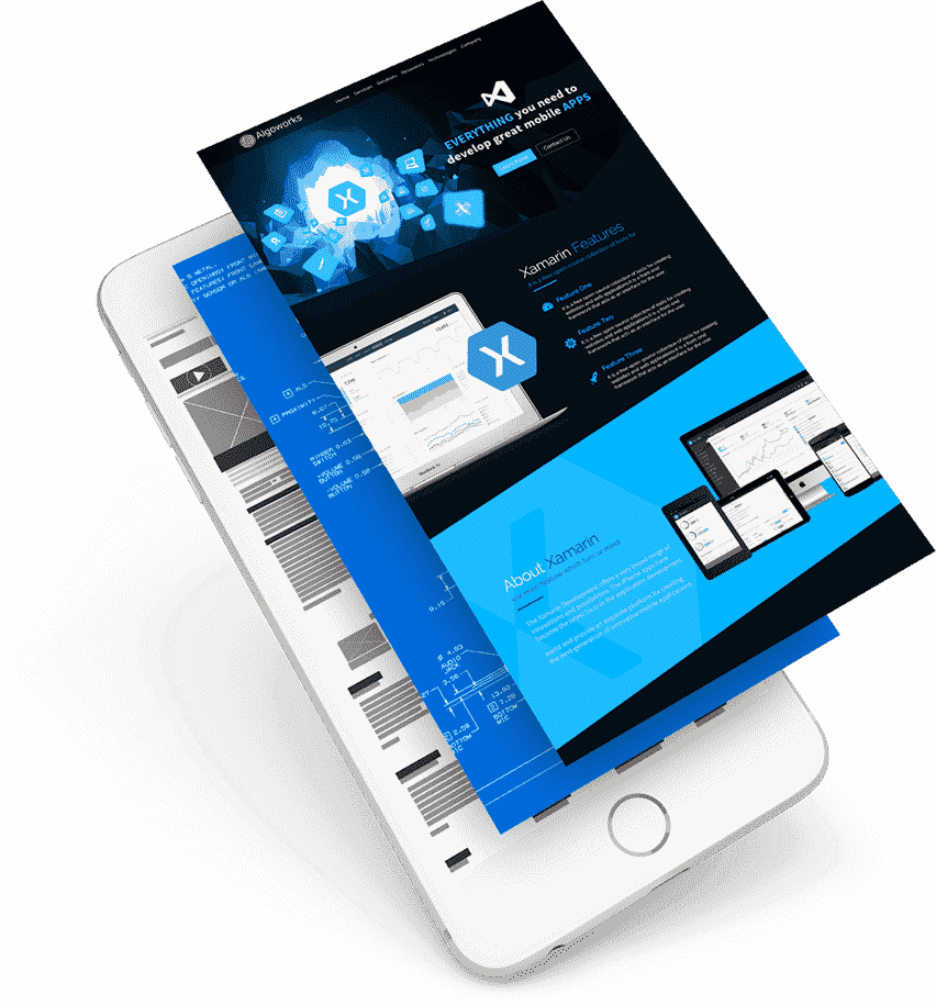 Explore the keynote features of Xamarin - Hire Xamarin Developers from the top Xamarin development company in USA.