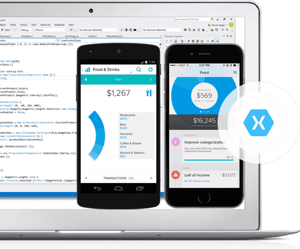 Develop your app with the next-gen technology - Hire Xamarin Mobile Development Company in USA, Canada & India!